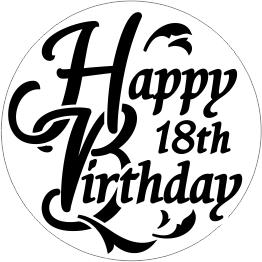 Поздравления с днем рождения 18 лет дочери